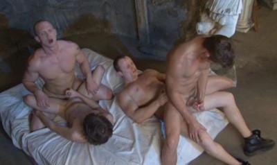 Bareback & Group Sex For Freshmen