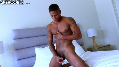 Hot Dude Mick Rocket Jerks Off