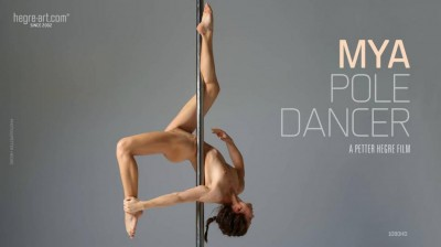 Description Mya - Pole Dancer