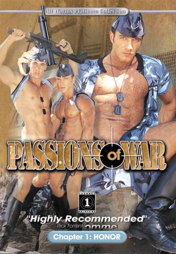 Description Passions of War!vol.1 Honor