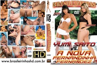Yumi Saito vs. a Nova Fernandinha Fernandez