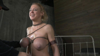 Darling Is DPed And Turned Into A Three Hole Slut Massive Squirting Orgasms