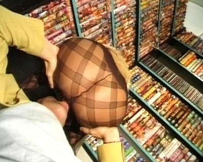 DVD Store Perversions