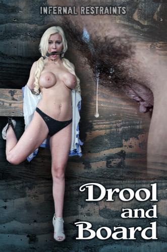 Description Drool and Board , Kenzie Taylor - HD 720p