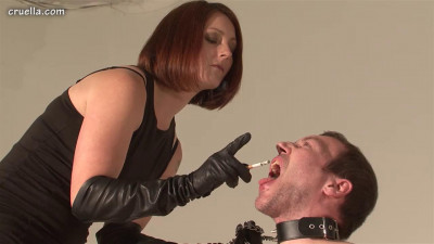 Mistress Jo — Jo Trains A Slave — HD 720p