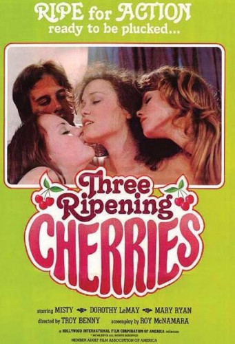 Description Three Ripening Cherries(1979)