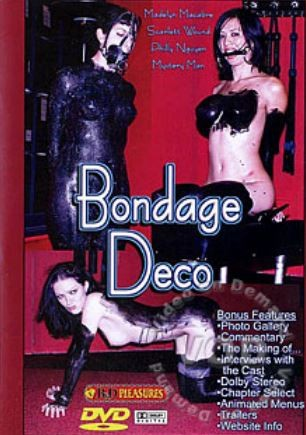 B&D Pleasures - Bondage Deco
