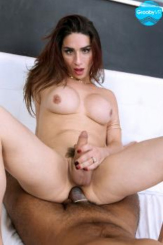 Description Busty TS Adriana Rodrigues Loves Deep Anal