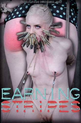 Earning Stripes Part 1 - Dresden , HD 720p (girl, domination, media).