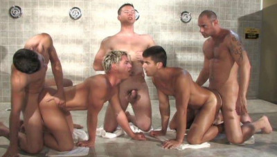 Sexy Collectors In Gangbang
