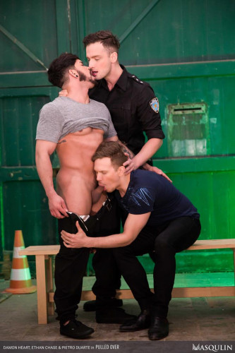 Damon Heart, Ethan Chase, Pietro Duarte – Pulled Over (2020)