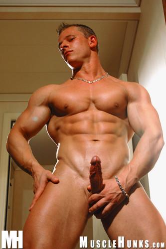 Description Male Bodybuilders
