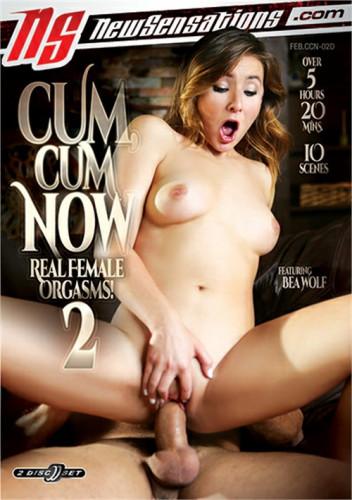 Cum, Cum Now Part 2 : Real Female Orgasms!