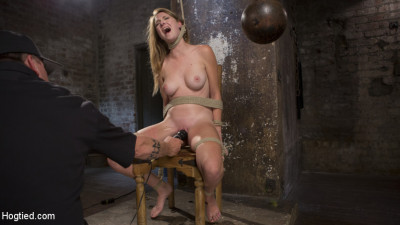 Brutal Predicament Bondage, Relentless Torment, and Screaming Orgasms!