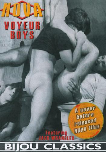 Bareback Voyeur Boys (1978) — Jack Wrangler, Toby Laurence, Terry