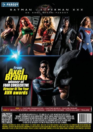 Description Batman V. Superman XXX: An Axel Braun Parody