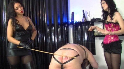 Mistress Blackdiamoond and Femdom part 11