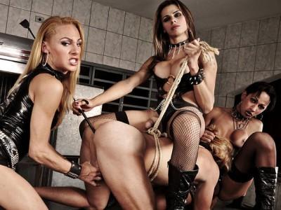 Goddesses Mylena, Nicolly, And Yasmin
