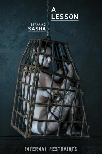 Sasha – A Lesson (2019)