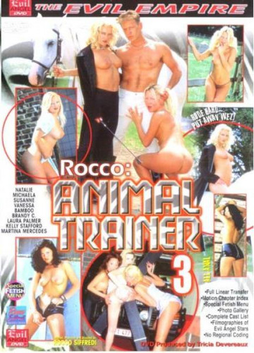 Rocco Animal Trainer Part 3
