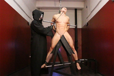 RusCapturedBoys Sufferings of Artem Zakharov. Final Part