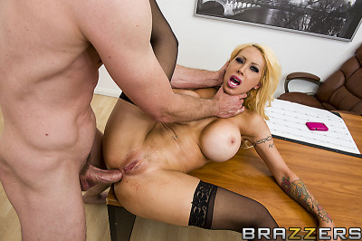 Guy Punishes His Slutty Little Whore Of A Boss