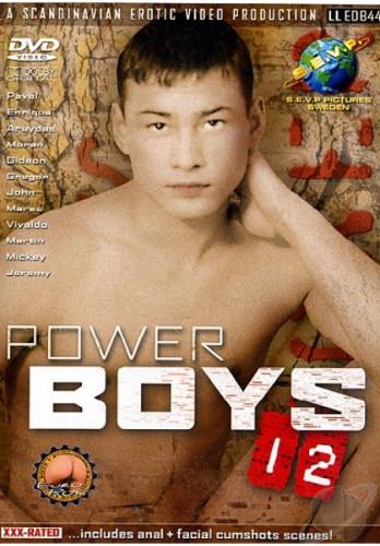 Description Power Boys 12