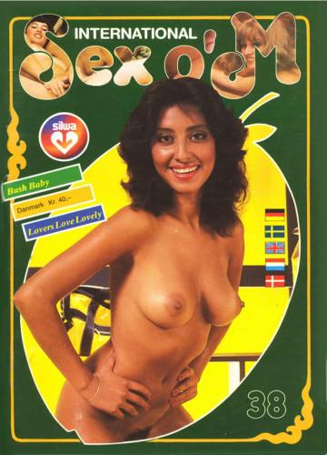 Silwa Sex oM International vol 34,35,37,38