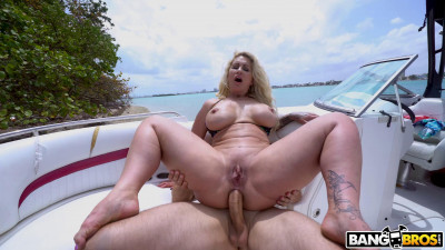 Ryan Conner – Doing Anal In A Wild Boat Ride