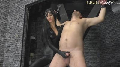Cruel Handjobs - Blackmail