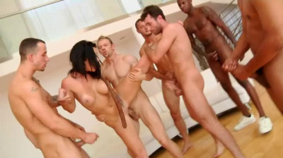 Scene from Gangbang vol.2