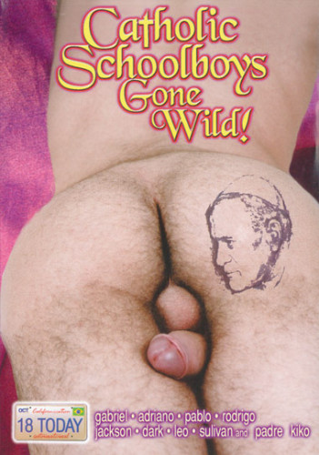 Catholic Schoolboys Gone Wild!