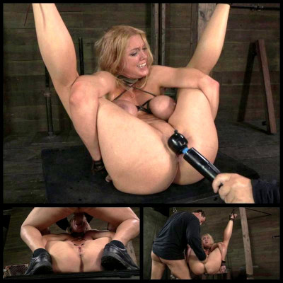 Hung By Ankles & Multiple Orgasms (Darling) Sexually Broken