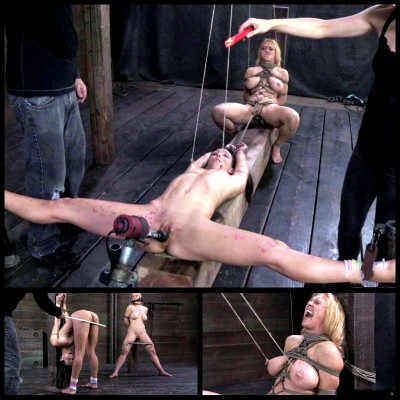 Double Trouble  3 (Wenona & Darling) RealTimeBondage