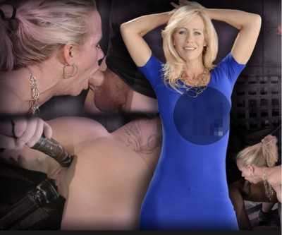MILF Simone Sonay does epic Deepthroat on BBC (Jul 15, 2014)