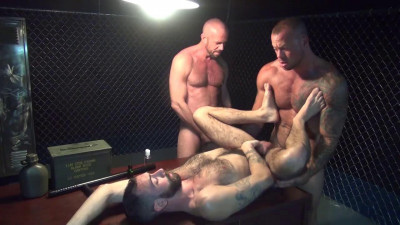Raw Fuck Club — Interrogation Fuck Down — Sean Duran, Matt Stevens & Stephen Harte