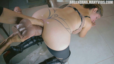 ArgenDana – Expanding my anal limits