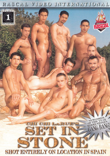 Description Set In Stone(Latino Gangbang)- Eddie Stone, Lucas Foz, Rafael Carreras