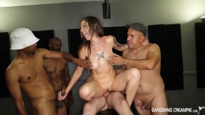 Tricia Oaks – GangBang Creampie Part 308