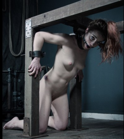 Kate Kenzi Is Sentenced To Life In A Sexually Sadistic Prison.