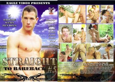 Description Eagle Video - Straight to Bareback Vol.5