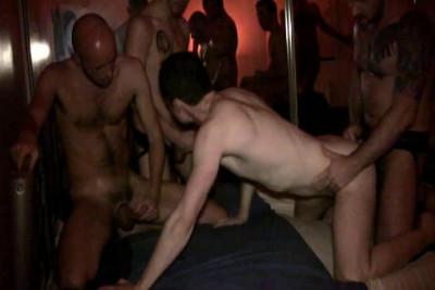 Longer and harder orgies