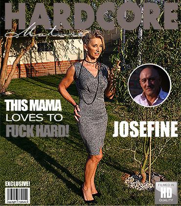 Josefine n – Mature mama gettin all dirty FullHD 1080p