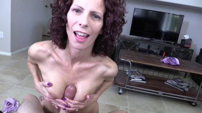 She is fucked hard in the pussy
