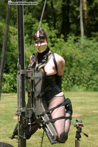 House of Gord –  Fucking Utility Vehicle with Anna Rose