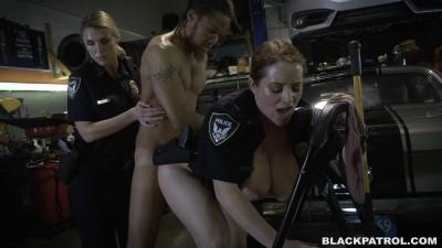 Black Patrol Part 12 – Chop Shop Owner Gets Shut Down (2016)