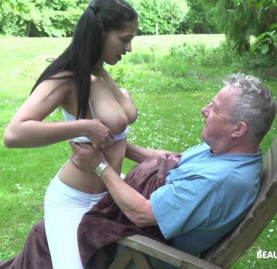 Ava Black Big Tits FullHD 1080p