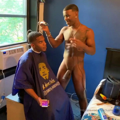 The Erotic Barber Brandon Curington OnlyFans Collection part 2