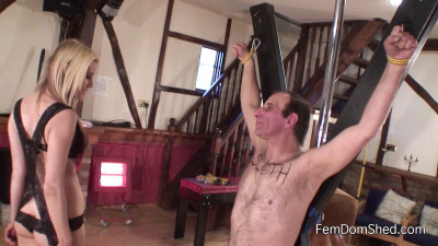 Pain Punishments and Extreme Femdom part 29