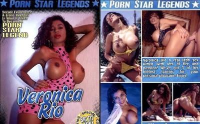 Description Porn Star Legends: Veronica Rio